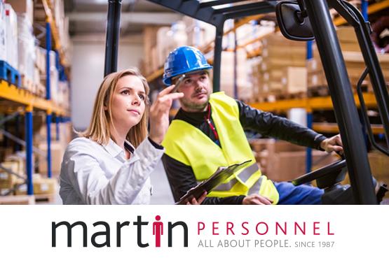 Martin Personnel