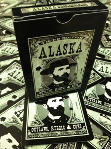 alaska outlaw cards third edition