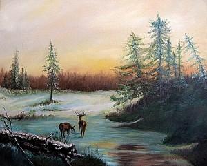 snow_deer_1