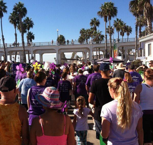 Walk to End Alzheimer's, San Diego