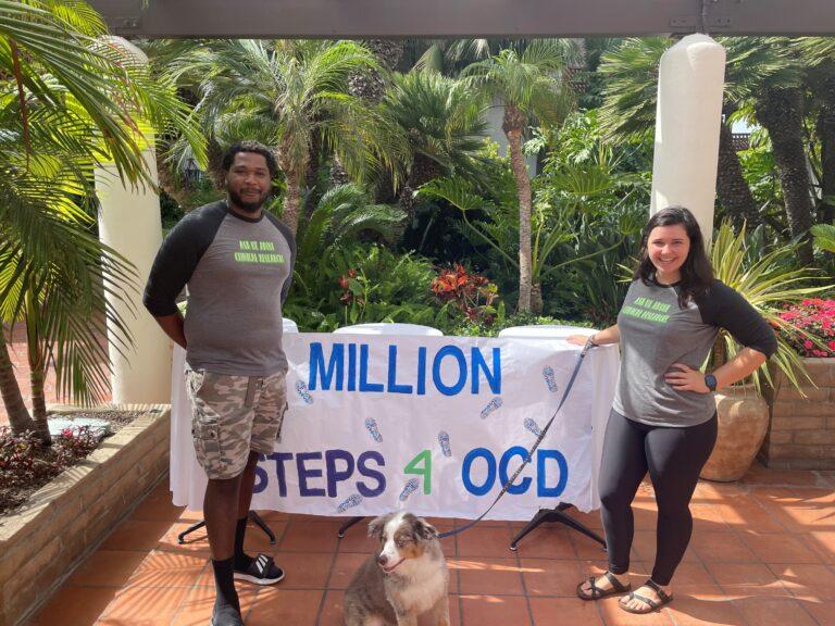 1 Million Steps for OCD Event 2021