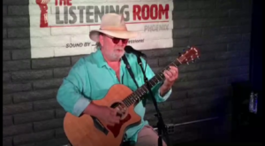 Richard's Solo Acoustic June 22nd Performance