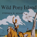 When Rick Landon and his family moved from a crowded big-city tenement district to a remote island off the North Carolina coast, he found himself in a strange new world. The tiny village of Ocracoke was different from anything Rick had known, and at first he hated it. Then slowly he began to change his mind as he got to know the friendly young people there. The seasons of the year raced by, filled with new experiences---learning about the many sea birds that made the island their home, fishing and hunting, exploring the beaches in all kinds of weather, battling wild winds that swept the tiny island from time to time---but most fascinating of all was studying the ways of the wild ponies that roamed the island, and, as a member of the mounted Boy Scout troop, breaking and riding the beautiful palomino colt, Dandelion.