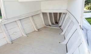 Inside The Blanche Hull