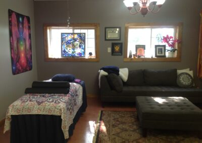 Healing space for hypnotherapy and...