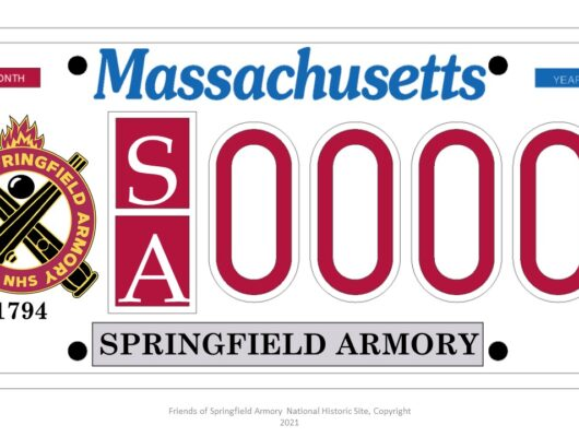 Thumbnail for the post titled: Springfield Armory License Plate in the Works