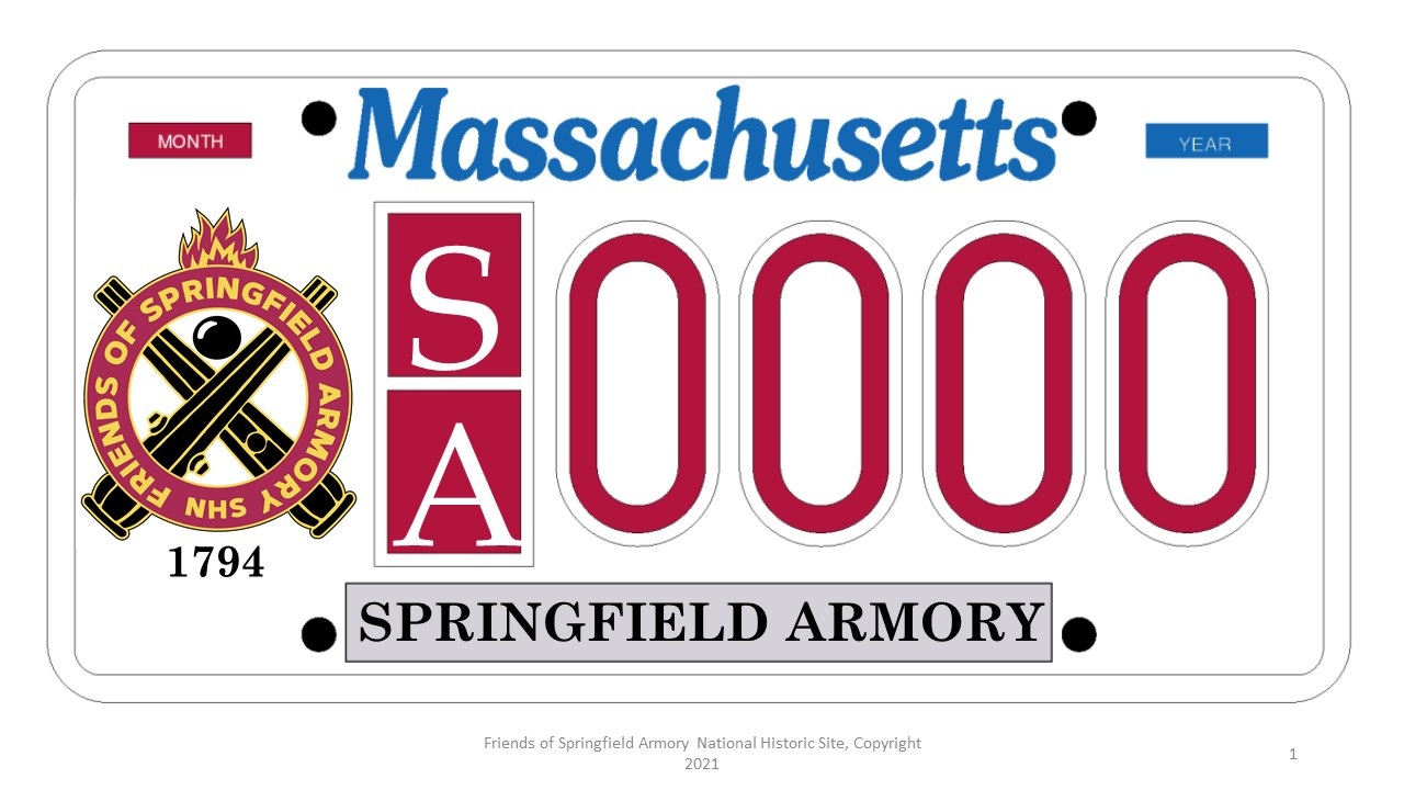 Logo for Friends of Springfield Armory National Historic Site
