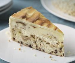 Cinnabon Layer Cheesecake