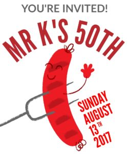 Mr K's Charlotte 50th anniversary party SouthEnd