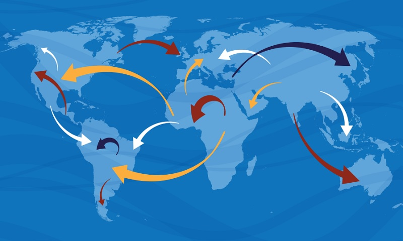 International Migration Policies: Government Views and Priorities