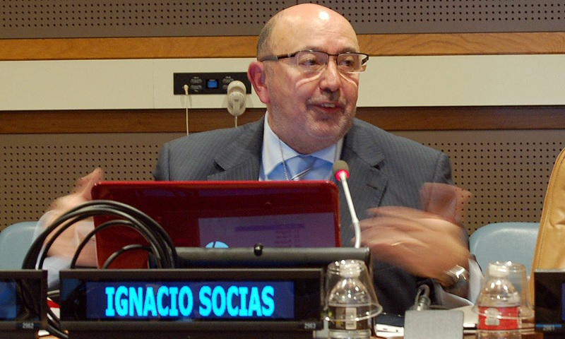 Interview with Ignacio Socías, Director of Communication and International Relations, IFFD