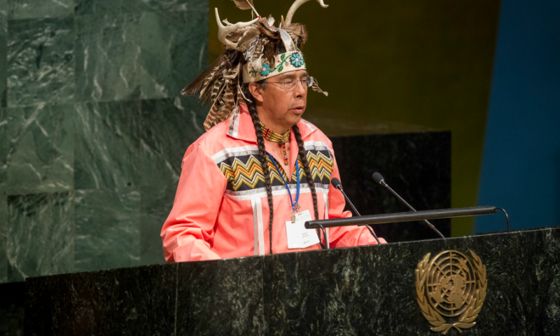 Indigenous Peoples: Conflict, Peace and Resolution