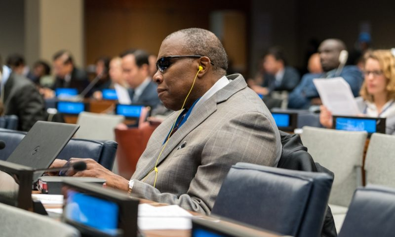 Unlinking Disability and Poverty: High-level Panel Discussion at the CSocD55