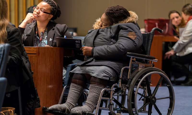 Advancing the Leadership of Women and Girls with Disabilities