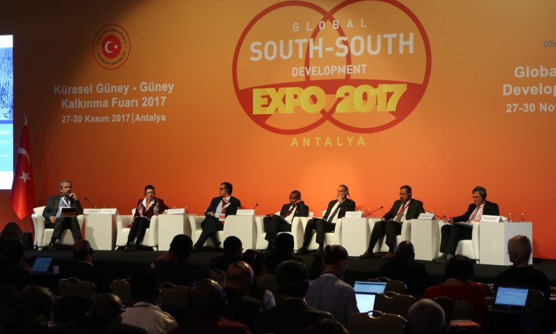GSSD EXPO 2017: the Role of Cooperation in Supporting Vulnerable Countries