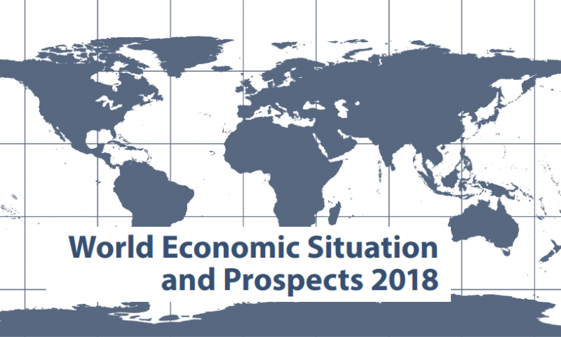 Lift in Global Economy Prompts Opportunities to Tackle Development Issues