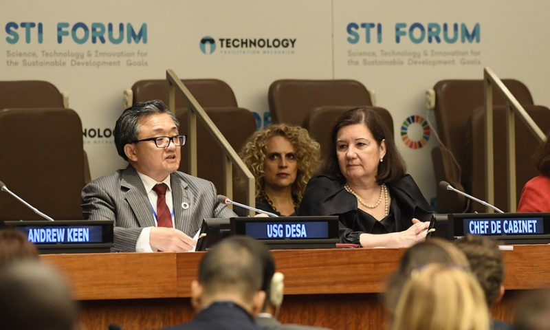 Science, technology and innovation crucial to 'transformative impact' of Development Goals