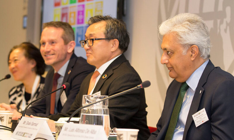 Experts, Leaders Agree on Key Ways to Mobilize Accelerated Action for Climate, Sustainable Development