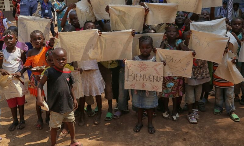 Poverty in Central Africa: Impact of COVID-19 and Strategies