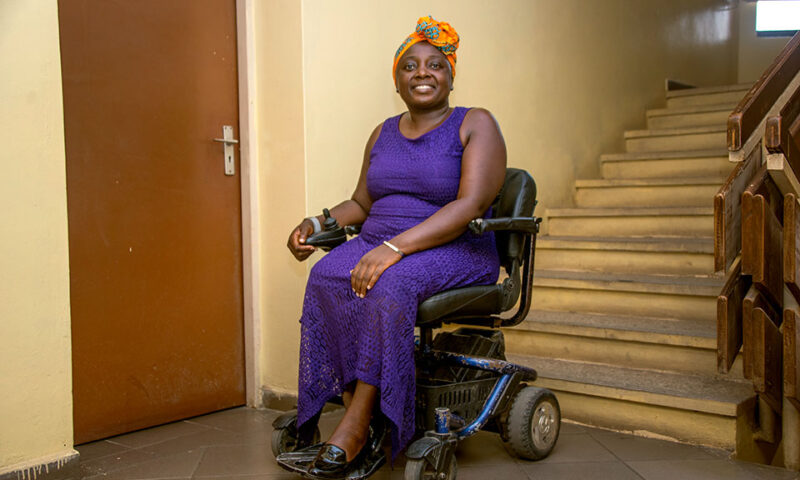Sexual Harassment Against Women with Disabilities in the World of Work