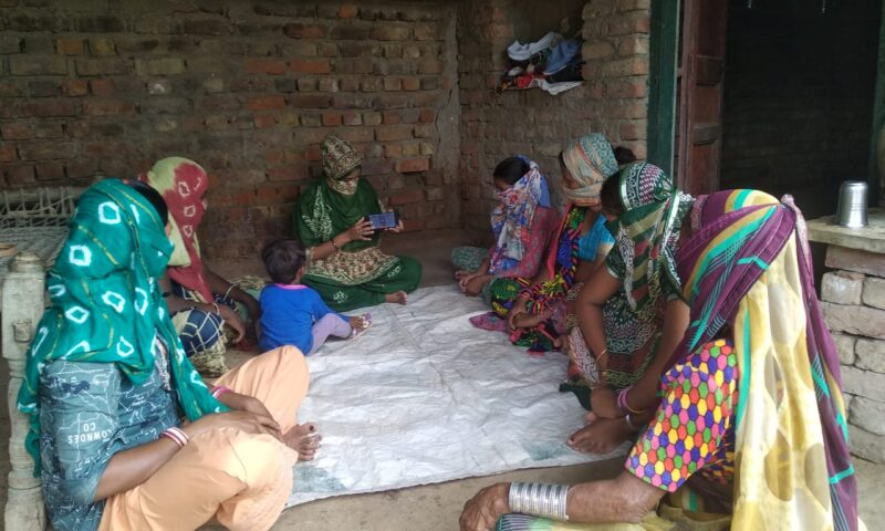 Rural women go digital to manage the pandemic's disruptions