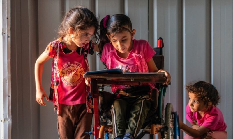 First ever global guide for assistive technology to improve the life of millions