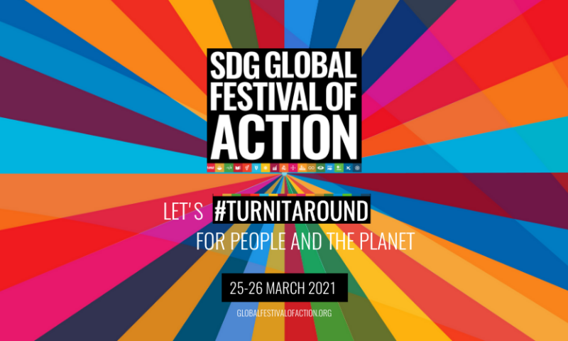 Let's #TurnitAround for People and the Planet