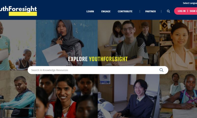 Decent Jobs for Youth & Generation Unlimited Launch New Knowledge Facility, YouthForesight
