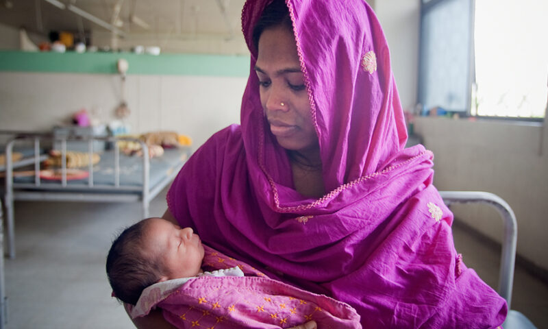 Harnessing digital technologies for maternal health and parenting