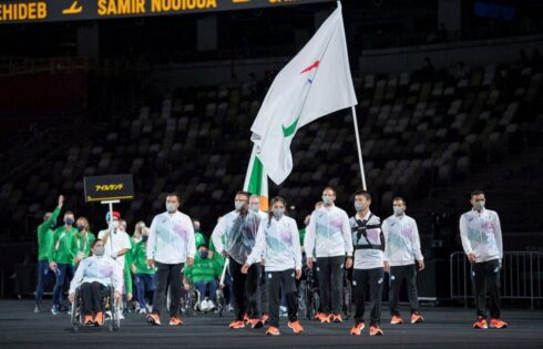 Refugee Para athletes relish chance to compete at global level