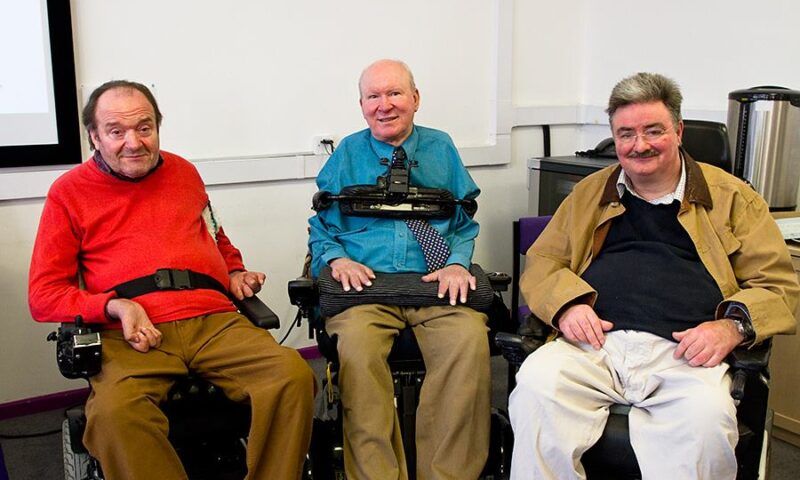 John Evans: Pioneer of Independent Living in the UK
