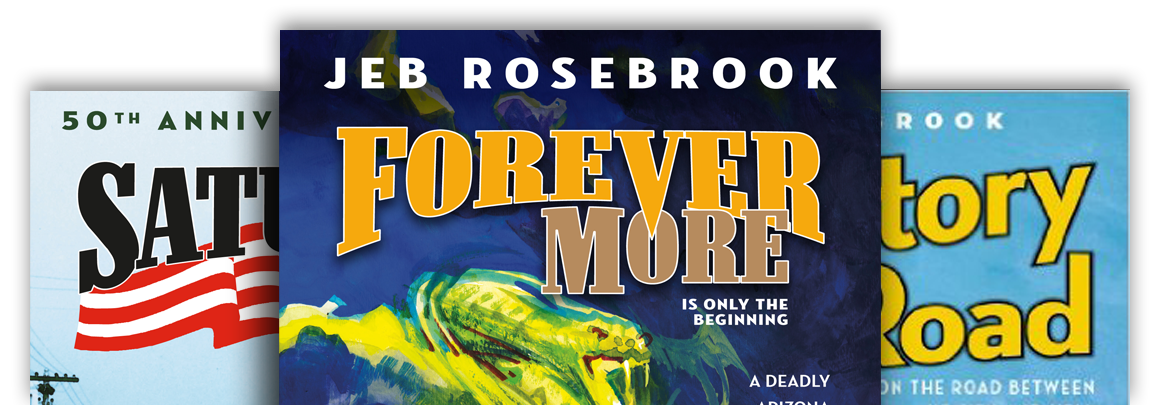 Books by Jeb Rosebrook