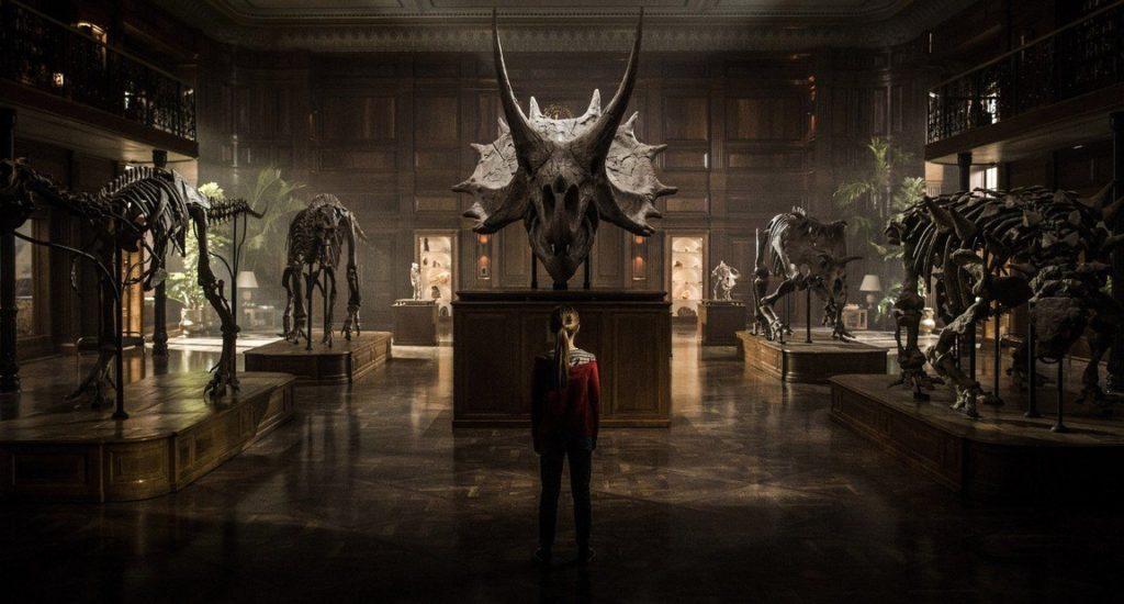 Lockwood Mansion library from Jurassic World: Fallen Kingdom