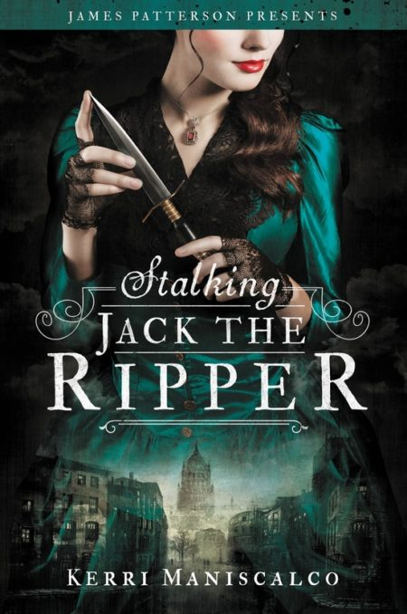 Stalking Jack the Ripper Cover Art
