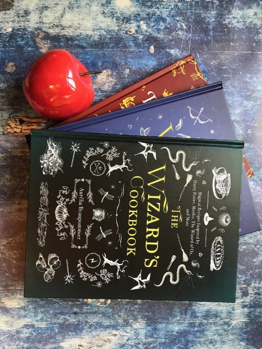 Lit Food Cookbooks