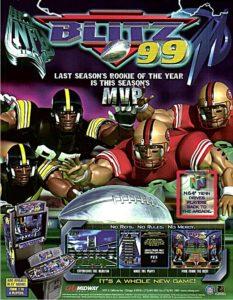 Blitz 99 arcade