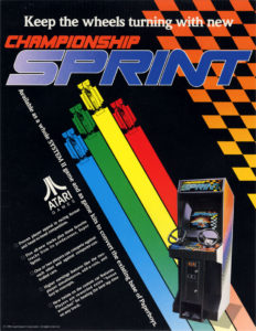 championship sprint game graphic