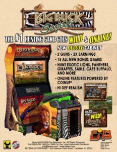 Big Buck Safari game graphic