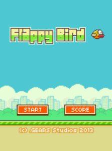 FLAPPY-BIRD game graphic