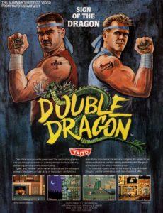 Double Dragon arcade