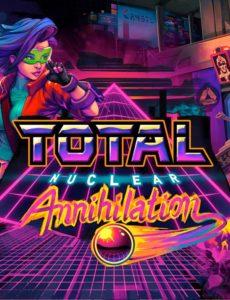 Total Nuclear Annihilation pinball