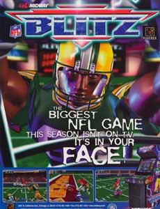NFL Blitz 2000 - Gold Edition