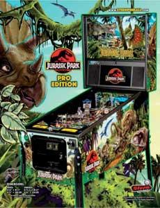 Jurassic Park - Stern (Premium) pinball