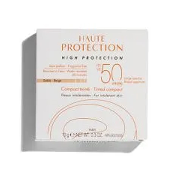 Haute Protection Mineral High Protection Tinted Compact With SPF 50