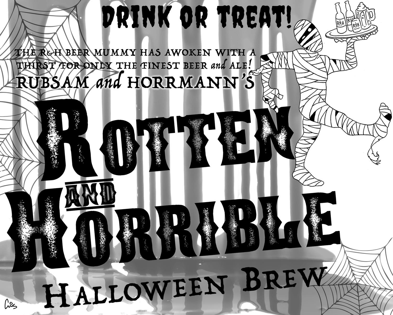 RnH Halloween Brew