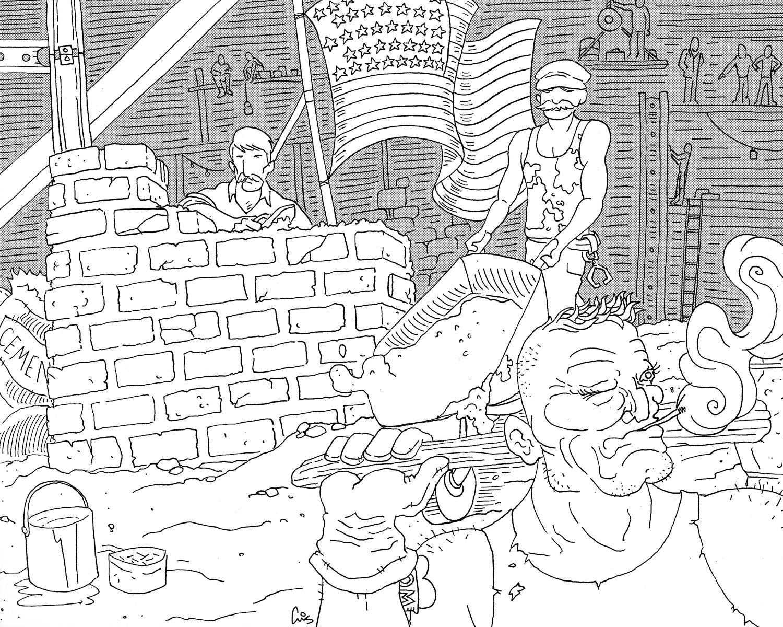 RnH America Illustration