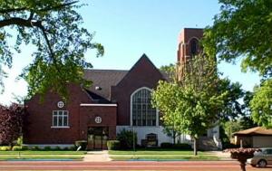 1st Presbyterian Church building