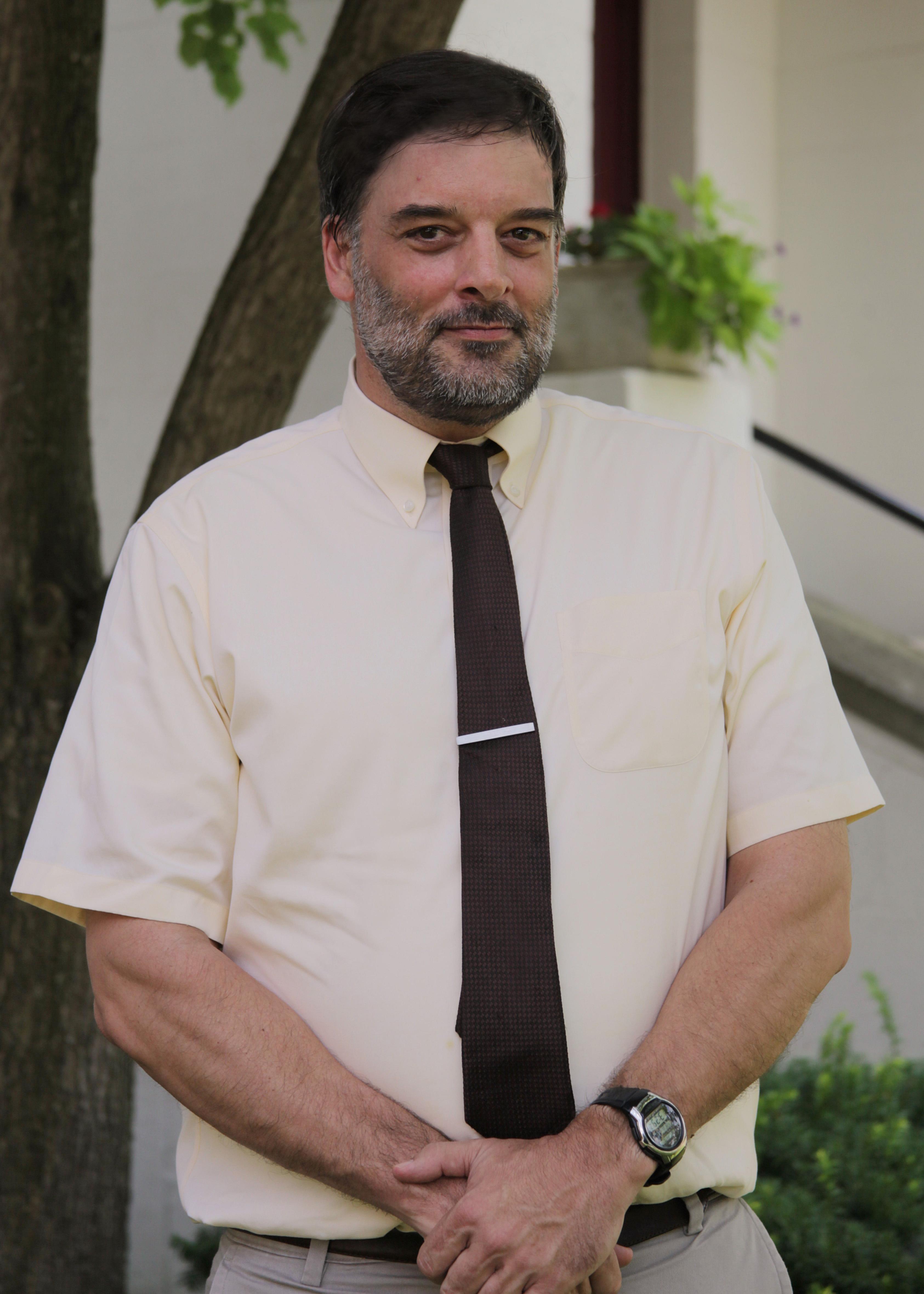 1st Presbyterian Church Ionia - Dr. Chris Dorn