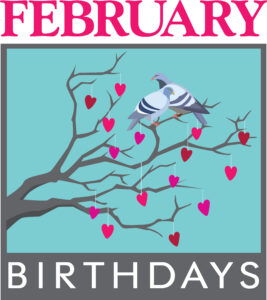 First Presbyterian Church February Birthdays