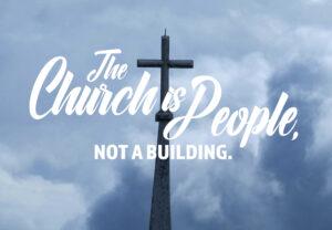 First Presbyterian church Ionia, The church is people.